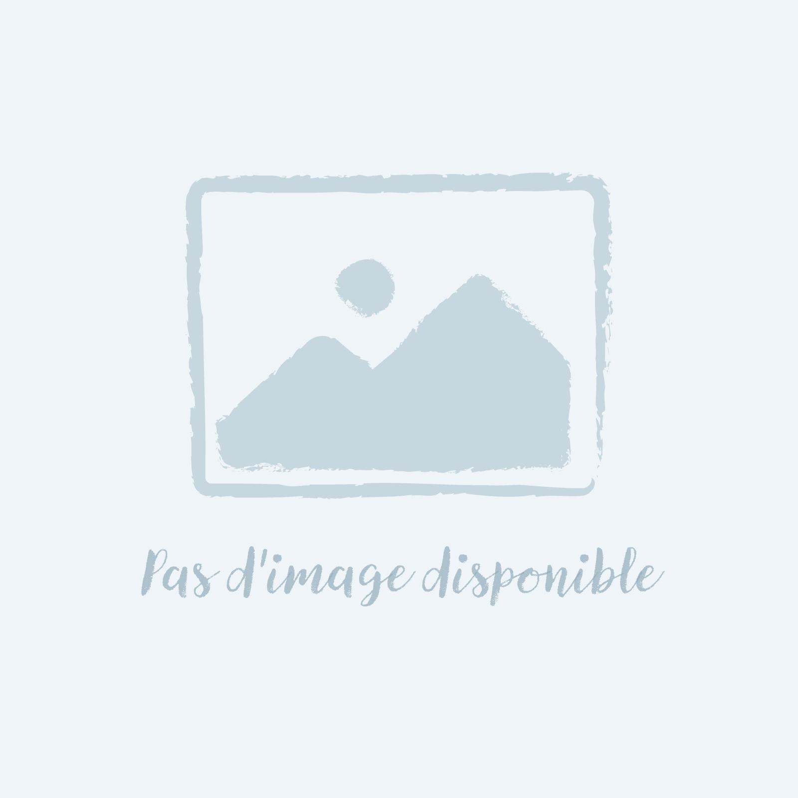 "Forbo Marmoleum Click ""333360 Vintage blue"" (30 x 30 cm) - Linoléum naturel"