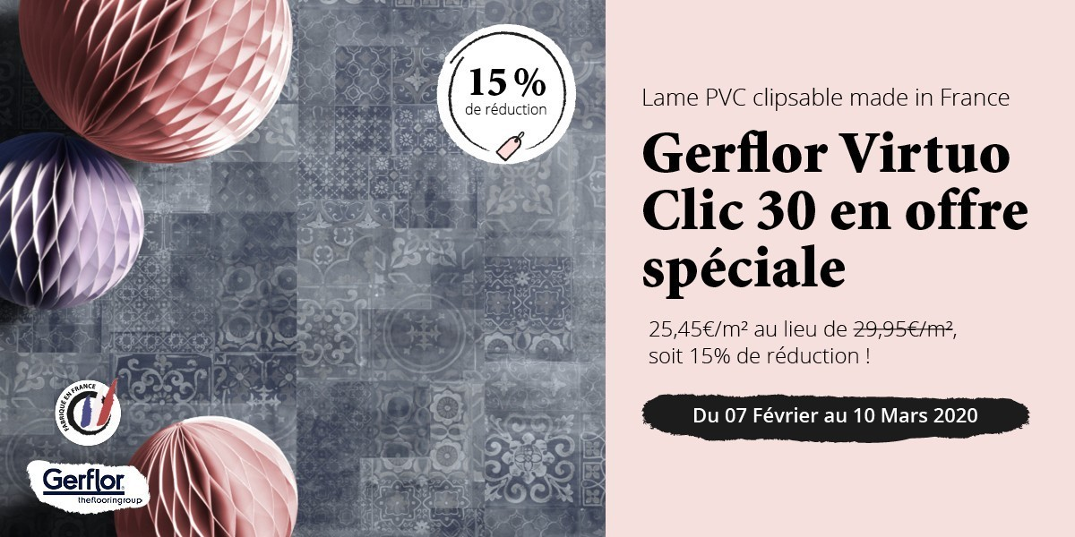 Gerflor Virtuo Clic 30