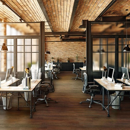 Quel revetement de sol pour un bureau ?